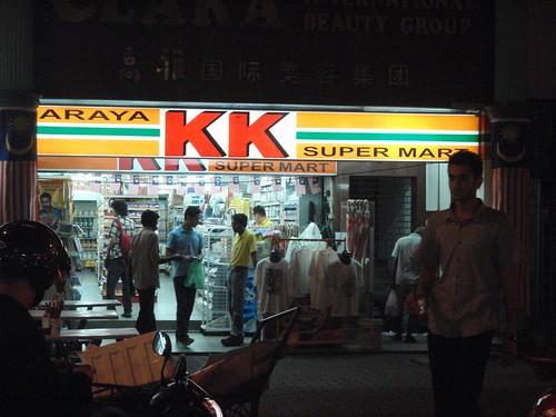 Supermercado KK