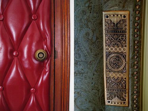padded doors