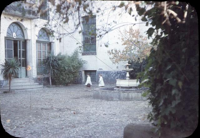 El convento de las Monjas de la calleja de San Antonio.