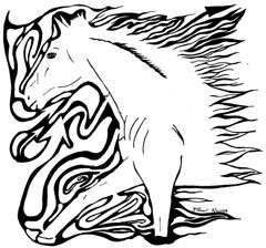 Maze of Running Horse