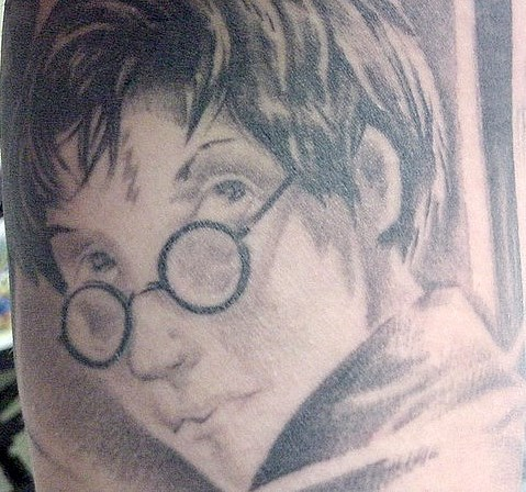 3903538534 4f74597cbb o Tatuajes de Harry Potter