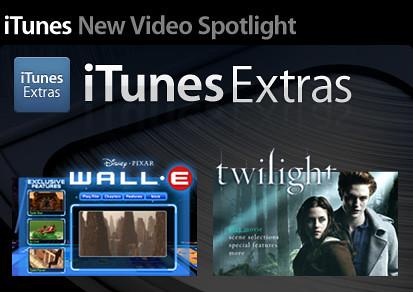 iTunes 9 Extras