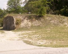 Hillside storm cellar (Horsebear) Tags: storm weather texas thunderstorm hillside protection cellar tornadoe