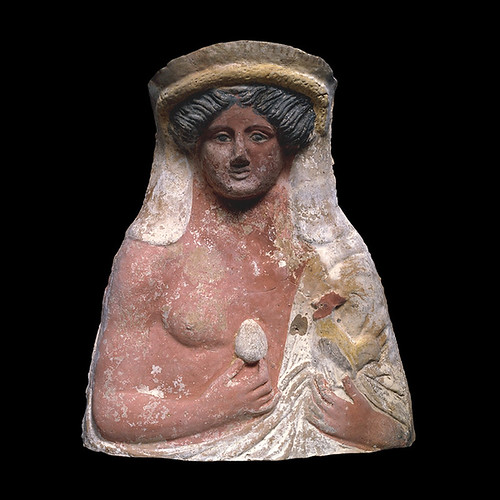 009 Terracota de Dionisos- Grecia 350 a.C-© Trustees of the British Museum