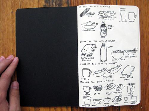 food journal 1