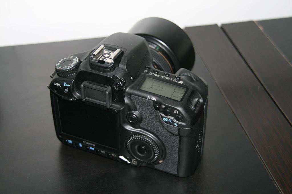 Canon 40D Dos