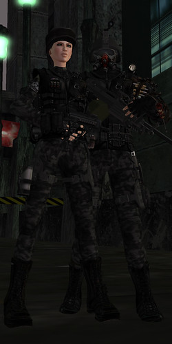 Two UAC Marines