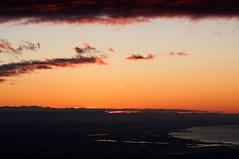 日の出の兆し