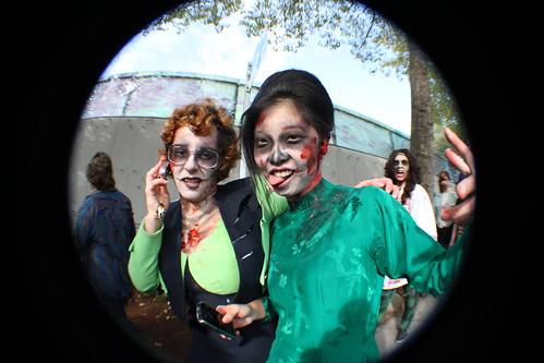 Seattle's zombie walk