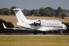 N60055 - 5400 - Private - Canadair CL-600-2B16 Challenger 604 - Luton - 091012 - Steven Gray - IMG_2324