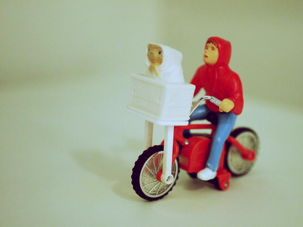 E.T Kuwahara BMX Toy @POSSE CUTS