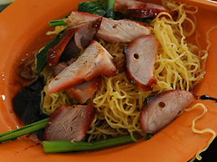 today at lunch in Singapore (Leone Fabre) Tags: food lunch duck singapore market eating meals bowl meal noodles cheap makan hawker dollars