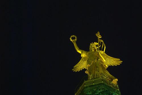 leuchtende Viktoria