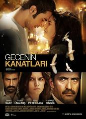 Gecenin Kanatları - Sinema filmi - Beren Saat - Murat Ünalmış - Yavuz Bingöl