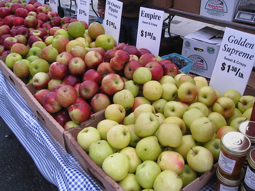 Second Annual Apple Day on Orchard