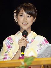 Yoshie Takeuchi / Roppongi Bon-Odori / 2009.08.23 #07