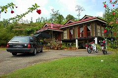 Rumah Warisan (The JASS) Tags: house traditional d70s malaysia lama rumah banding tasik perak warisan belum gerik jasni