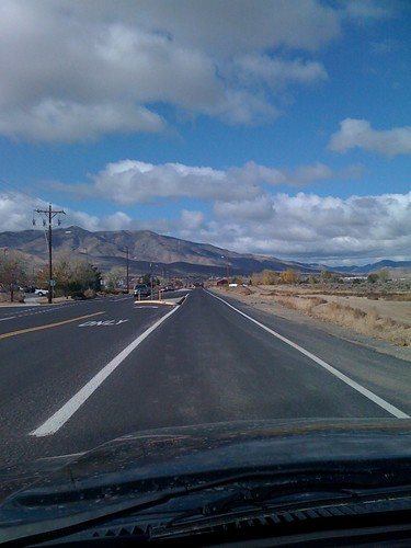 Peavine Mountain