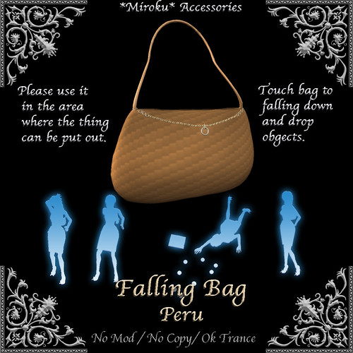 Faling Bag Peru