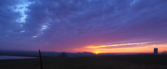 Vinnie's Sunrise (DFVTphotos) Tags: sunrise canon rebel tn xsi canonef1740mmf4l