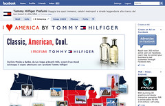 Campagna buzz marketing su Facebook per Tommy Hilfiger