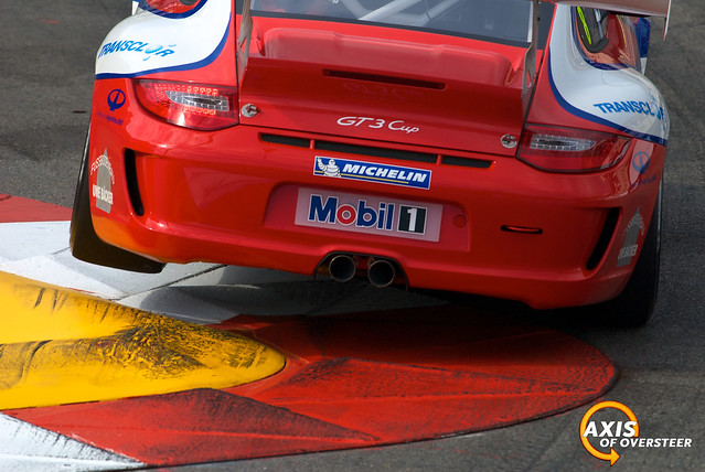 2011 Monaco Supercup Qualifying