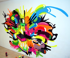 Prozak (PROZAK7) Tags: graffiti arte skateboard