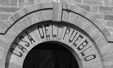 Casa del Pueblo. 1937