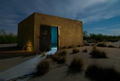 Bunker Revisited (Noel Kerns) Tags: abandoned ruins texas wwii bunker bomber rattlesnake base pyote