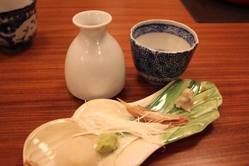 そばつゆ薬味