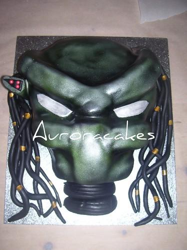 predator cake