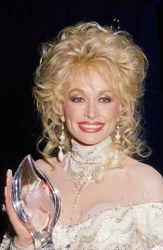 Dolly Parton - celebrity breast implants