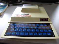 Sinclair ZX80 (Villenero) Tags: vintage computer sinclair zx80