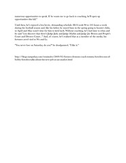 05.22.09 - TampaBay.com - Page 2 (bustersports) Tags: rome college fan acc media state fark volunteers sportsillustrated gators seminoles duke huskies arena gameday national longhorns tigers lions tailgate conference buster sucks rosebowl coed sec ncaa buckeyes bulldogs chapelhill unc rivals cbs clemson trojans espn wolfpack sugarbowl bcs tarheels gamecocks wildcats wolverines orangebowl insider collegebasketball deacons jayhawks recruit fiestabowl cavaliers tipoff firestarter spartans sportscenter finalfour big10 big12 bigeast pac10 wfan studentsection tommybowden davenathan danballard tampabaycom bustersports