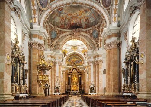 Dom zu St. Jakob, Innsbruck, Innenansicht