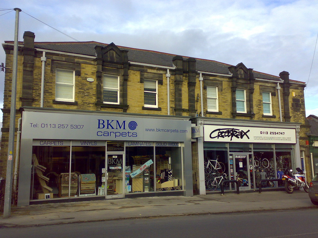 BMK Carpets and Crosstrax
