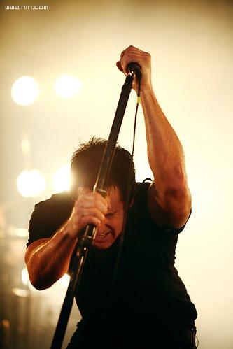 Nine Inch Nails Live @ Shoreline Amphitheatre - Mountain View, CA, 5.22.09 por Nine Inch Nails Official.