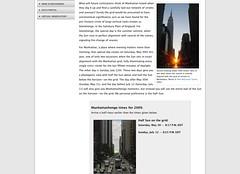 Manhattanhenge | Hayden Planetarium_1243552369218
