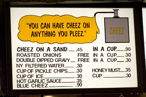 You Can Have Cheez on Anything You Pleez.