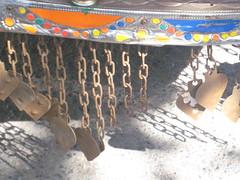 rusty jingly jangly shadows (gitamalhotra) Tags: bus london marketing bright pakistani cheerful southall joyous bejewelled bedecked southallbroadway tkcchaudhury chaudhurystiara workingbus