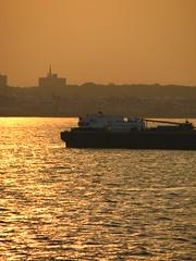 IMG_7673 (Craig Stephen) Tags: new york city nyc sunset ny ferry island manhattan staten