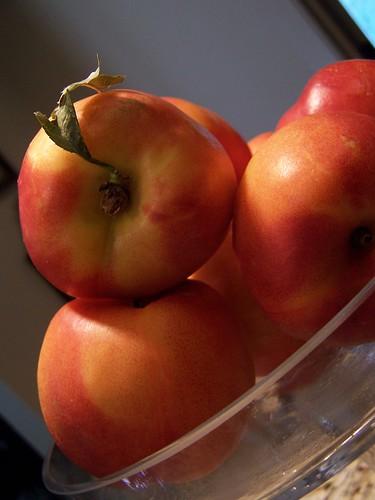 fruit on island