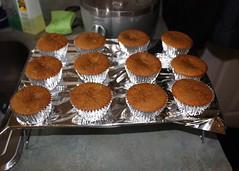 Salty Caramel Cupcakes (kjenkinsduffy) Tags: cupcakes caramel salty