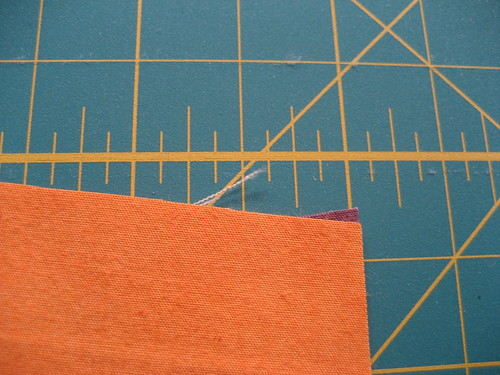 Snip.Sew.Send Block for Adrienne