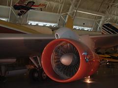 Dash-80 Jet Engine (Bubbinski) Tags: boeing707 nasm dash80