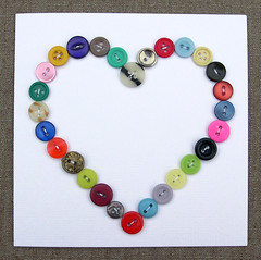 Heart Card (Hart Kaart) (Made by BeaG) Tags: square colorful heart belgium buttons belgi card hart colourful greetingcard kaart kleurrijk handmadecart heartcard handmadegreetingcard buttonheart smallbuttons designedandmadebybeag ontworpenengemaaktdoorbeag craftingwithbuttons knutselenmetknopen hartkaart reusingbuttons knopenhergebruiken handgemaaktekaart buttonscard kaartmetknoopjes handmadebuttonscard handgemaakteknoopjeskaart handmadecardwithbuttons handmadecardswithbuttons