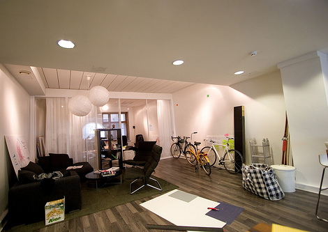 nordkapp, creative workplace, helsinki