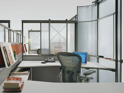 my studio cubicle system by herman miller
