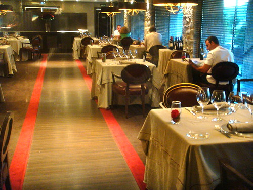 Restaurante y salón de desayunos