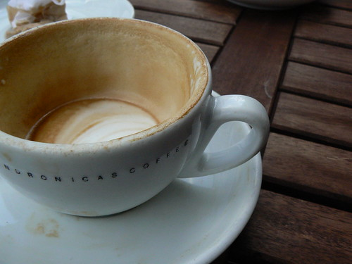 Market Coffee cup